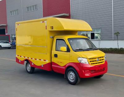 程力威牌CLW5023XSHRL6型售货车