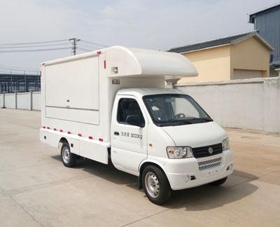 程力威牌CLW5030XSHD5型售货车