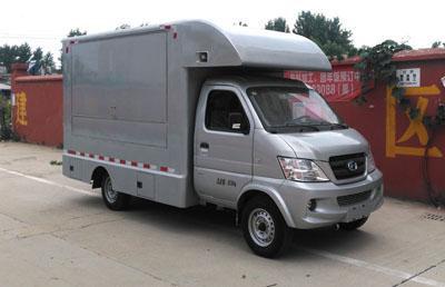 程力威牌CLW5030XSHC5型售货车