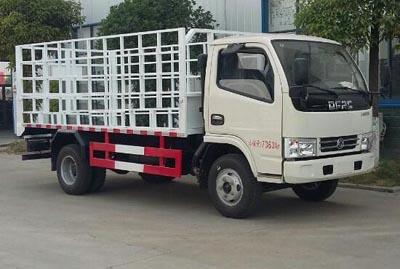 程力威牌CLW5040CCQ5型畜禽运输车