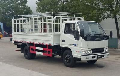 程力威牌CLW5041CCQJ5型畜禽运输车